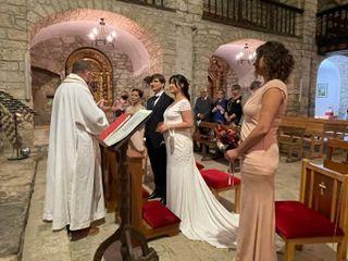 La boda de Mónica y Israel 3