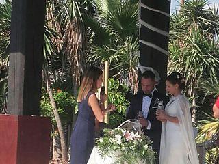 La boda de Ascension  y Pedro  2