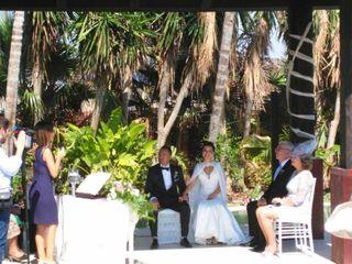 La boda de Ascension  y Pedro