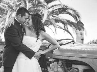 La boda de Irma y Pablo