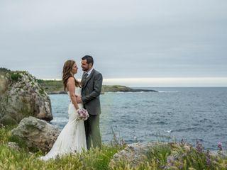 La boda de Maialen y Joseba