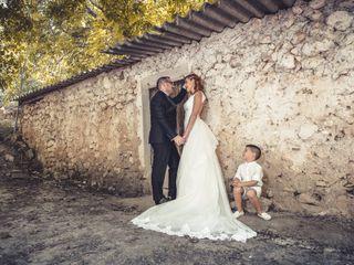 La boda de Taysomara y Javier 2