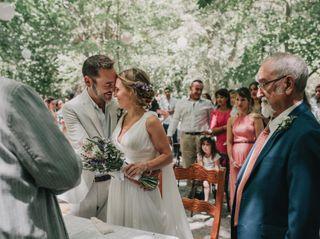 La boda de María y Ilde