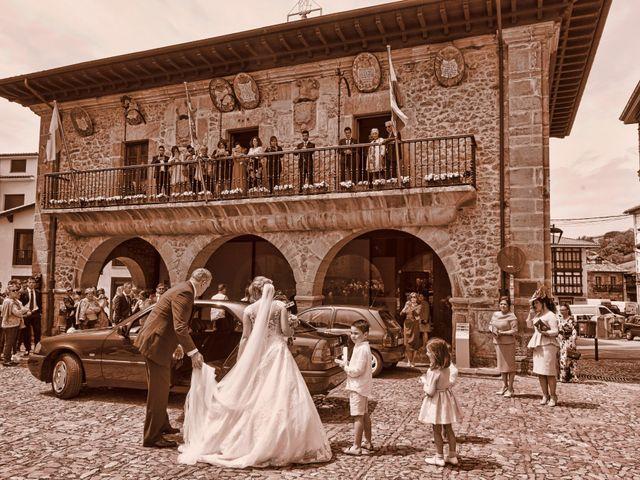 La boda de Bruno y Alba en Caviedes, Cantabria 7