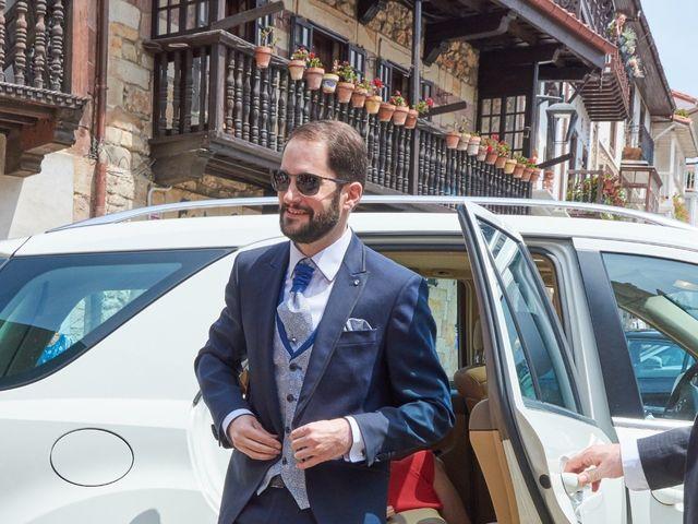 La boda de Bruno y Alba en Caviedes, Cantabria 23