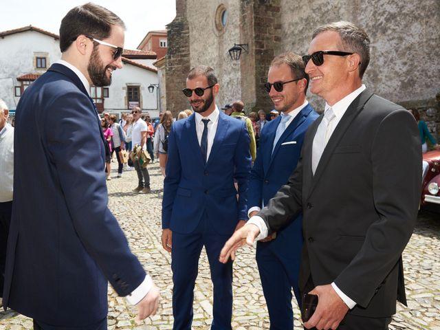 La boda de Bruno y Alba en Caviedes, Cantabria 24