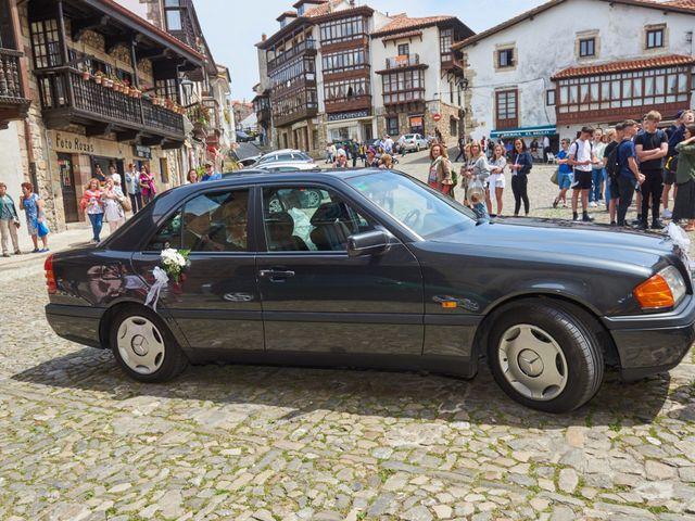 La boda de Bruno y Alba en Caviedes, Cantabria 25