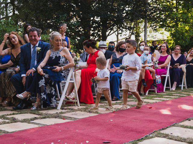 La boda de Marta y Victor en Igualada, Barcelona 28