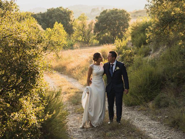La boda de Marta y Victor en Igualada, Barcelona 35