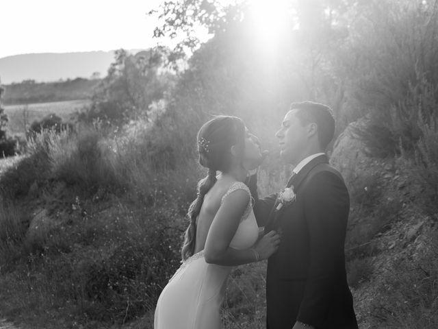 La boda de Marta y Victor en Igualada, Barcelona 39