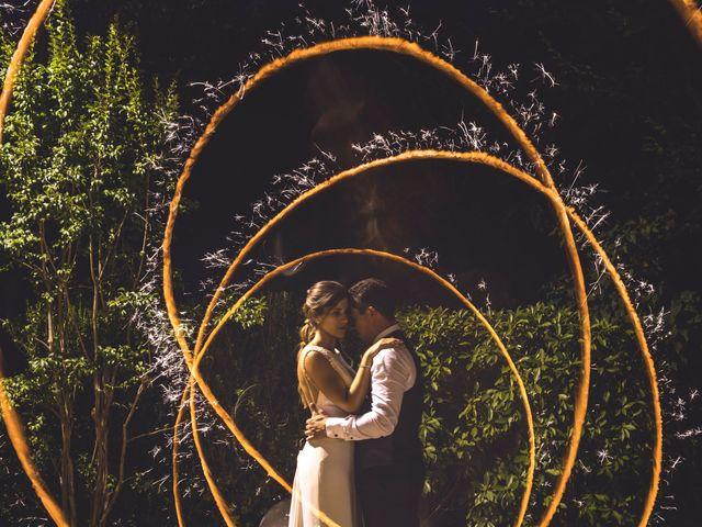 La boda de Victor y Marta