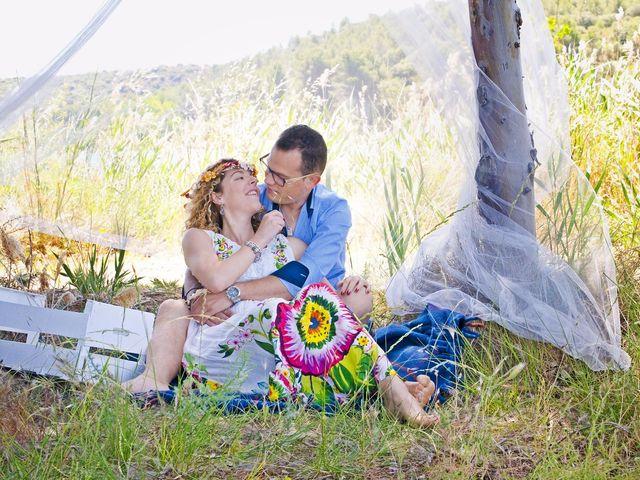 La boda de David y Cristina en Membrilla, Ciudad Real 3