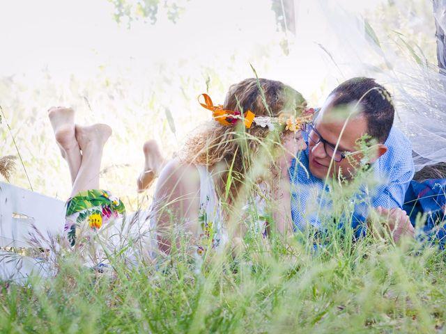 La boda de David y Cristina en Membrilla, Ciudad Real 4
