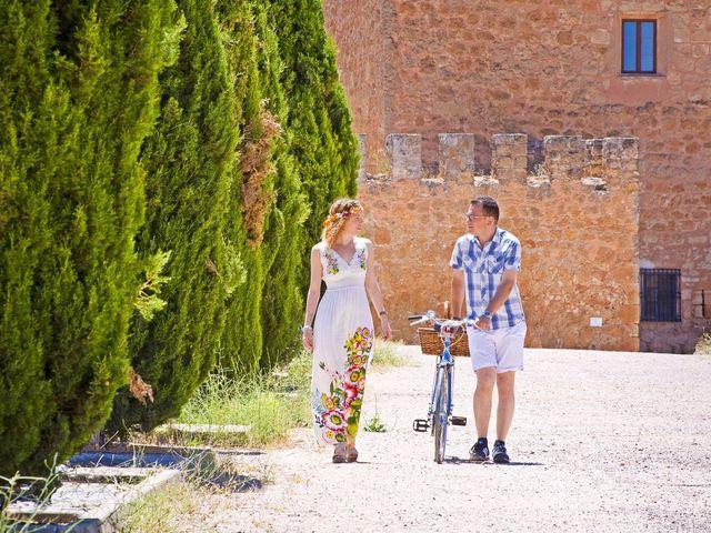La boda de David y Cristina en Membrilla, Ciudad Real 6
