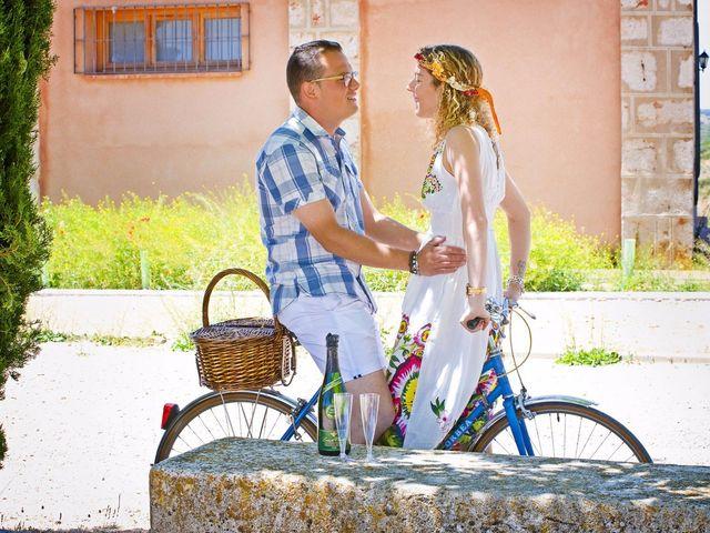 La boda de David y Cristina en Membrilla, Ciudad Real 7