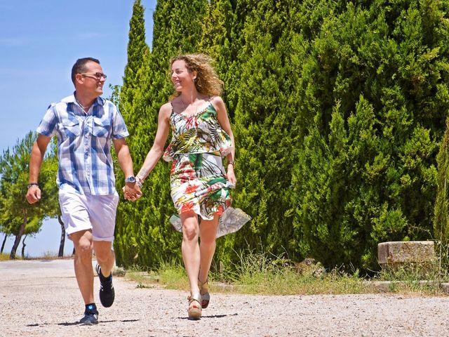 La boda de David y Cristina en Membrilla, Ciudad Real 10
