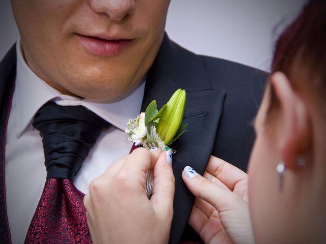 La boda de David y Cristina en Membrilla, Ciudad Real 12