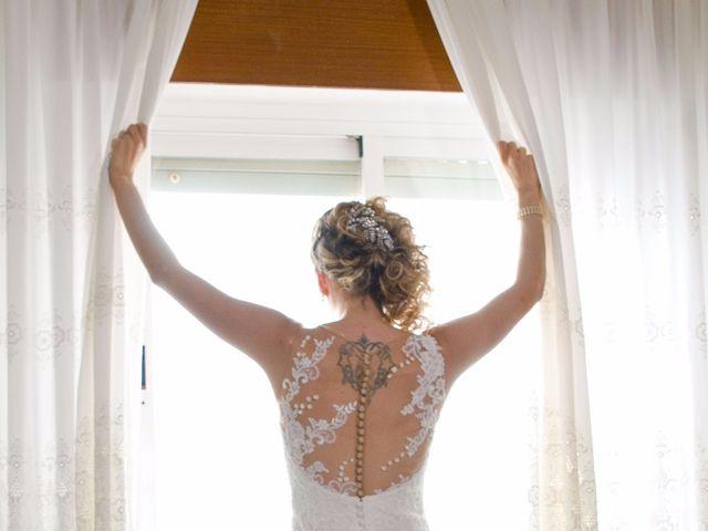 La boda de David y Cristina en Membrilla, Ciudad Real 17