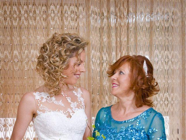 La boda de David y Cristina en Membrilla, Ciudad Real 18