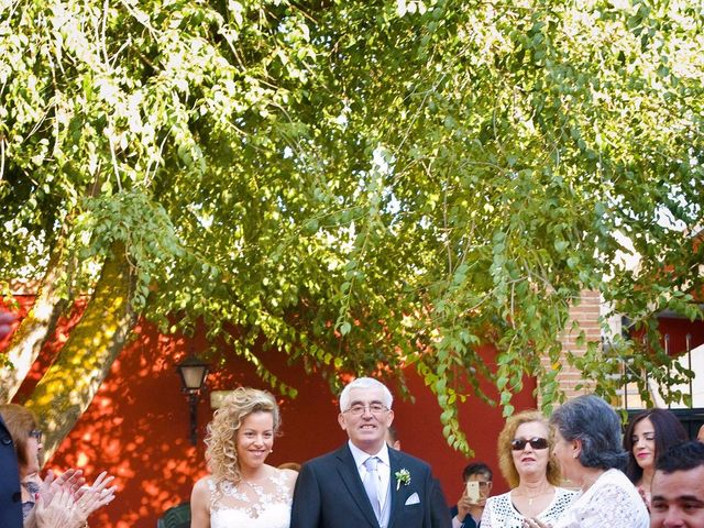 La boda de David y Cristina en Membrilla, Ciudad Real 19