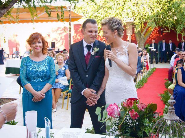 La boda de David y Cristina en Membrilla, Ciudad Real 21