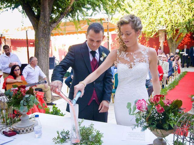 La boda de David y Cristina en Membrilla, Ciudad Real 22