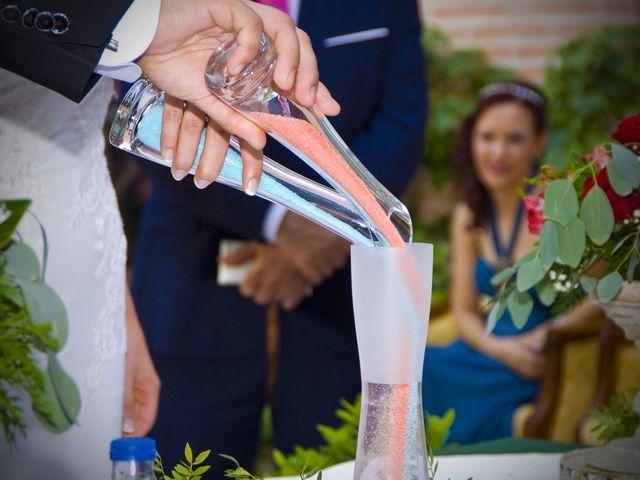 La boda de David y Cristina en Membrilla, Ciudad Real 23