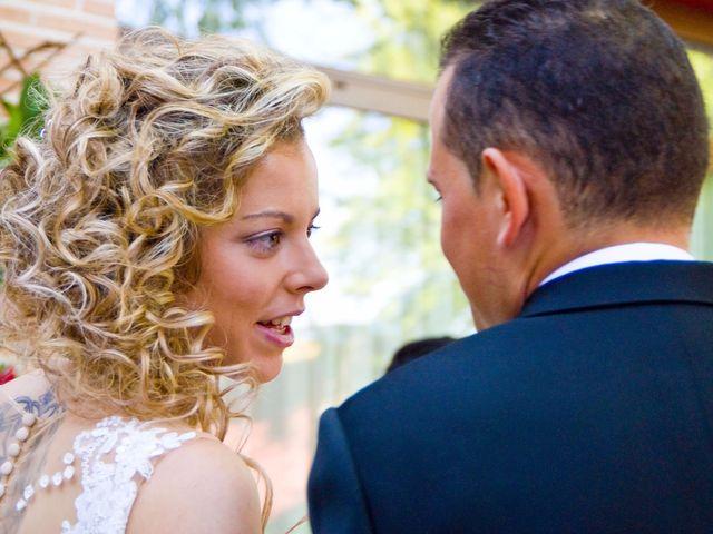 La boda de David y Cristina en Membrilla, Ciudad Real 24