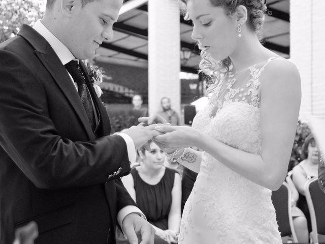 La boda de David y Cristina en Membrilla, Ciudad Real 25