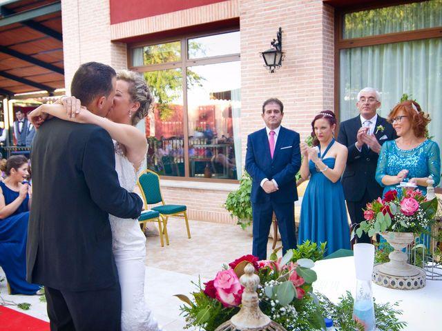 La boda de David y Cristina en Membrilla, Ciudad Real 26