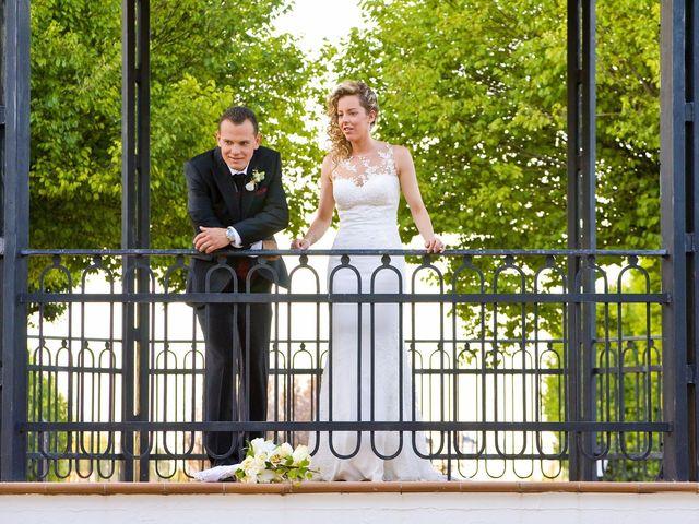 La boda de David y Cristina en Membrilla, Ciudad Real 27