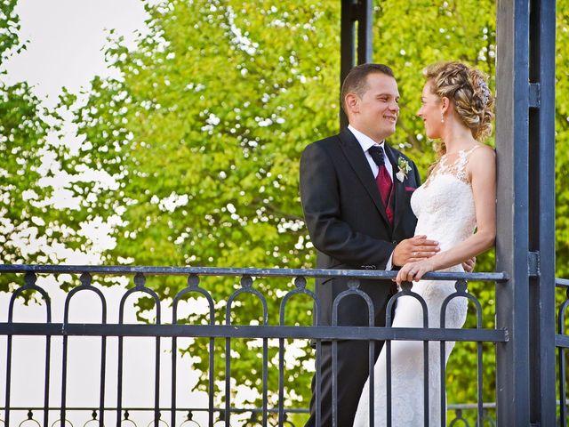 La boda de David y Cristina en Membrilla, Ciudad Real 28