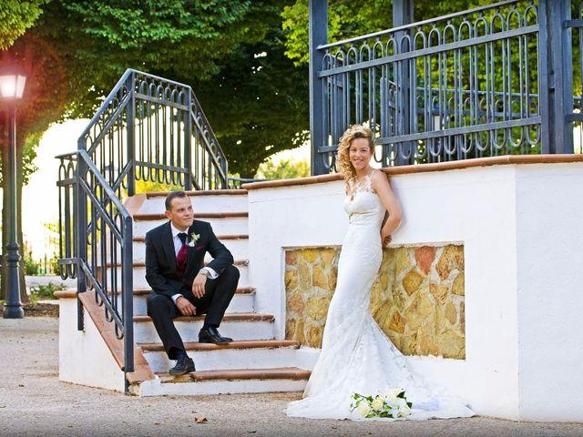 La boda de David y Cristina en Membrilla, Ciudad Real 29
