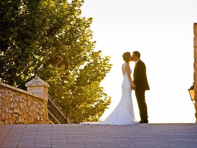 La boda de David y Cristina en Membrilla, Ciudad Real 30