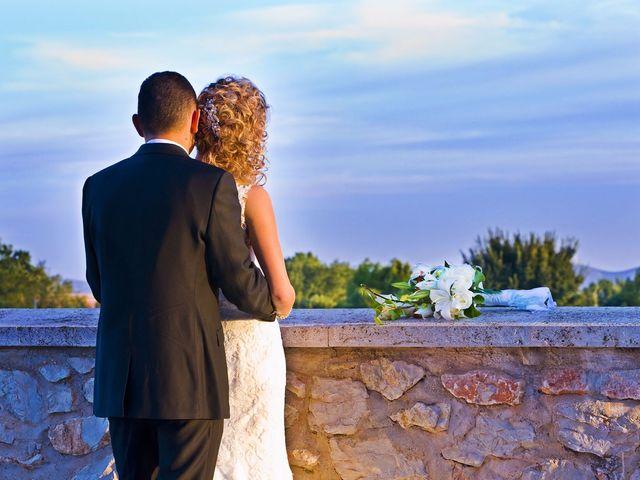 La boda de David y Cristina en Membrilla, Ciudad Real 32