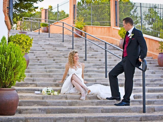 La boda de David y Cristina en Membrilla, Ciudad Real 33