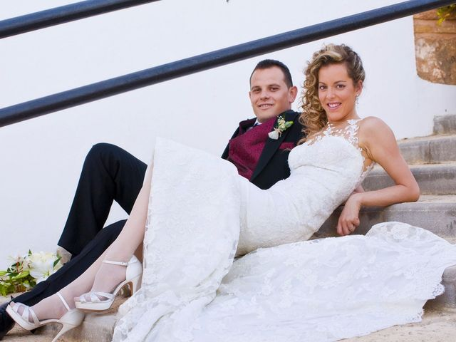 La boda de David y Cristina en Membrilla, Ciudad Real 34