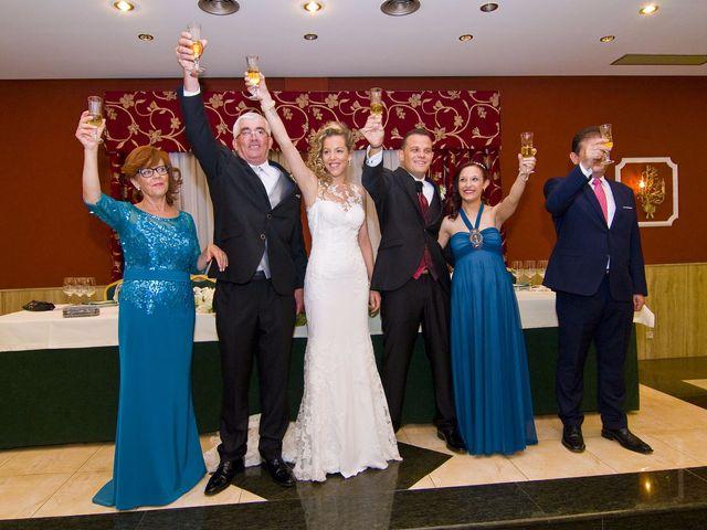 La boda de David y Cristina en Membrilla, Ciudad Real 36