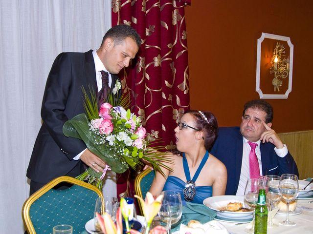 La boda de David y Cristina en Membrilla, Ciudad Real 37