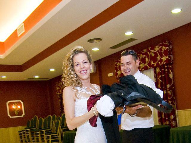 La boda de David y Cristina en Membrilla, Ciudad Real 40