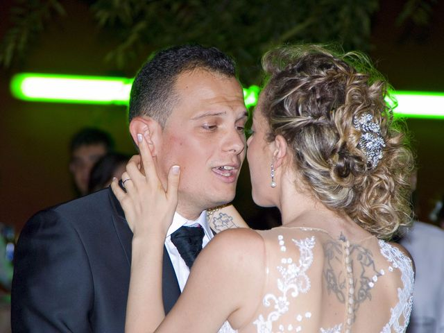 La boda de David y Cristina en Membrilla, Ciudad Real 42