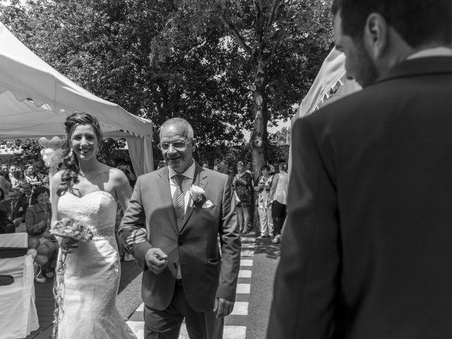 La boda de Joseba y Maialen en Santurtzi, Vizcaya 9