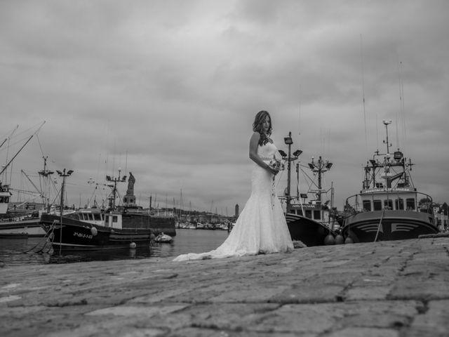 La boda de Joseba y Maialen en Santurtzi, Vizcaya 34