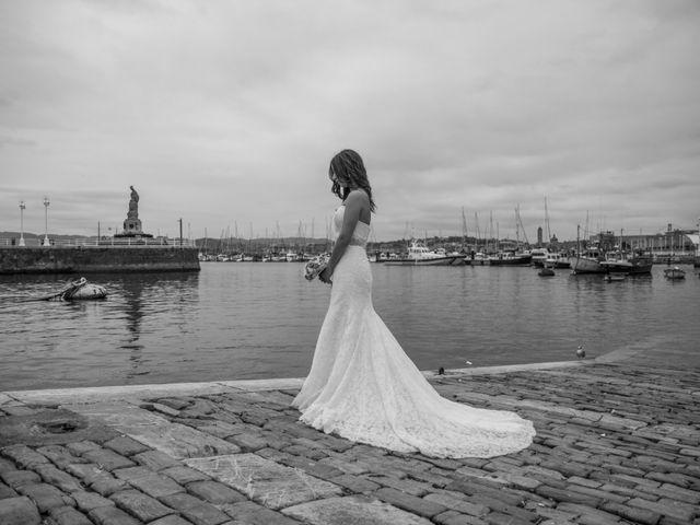 La boda de Joseba y Maialen en Santurtzi, Vizcaya 37