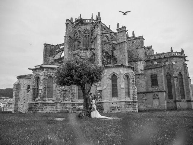 La boda de Joseba y Maialen en Santurtzi, Vizcaya 40
