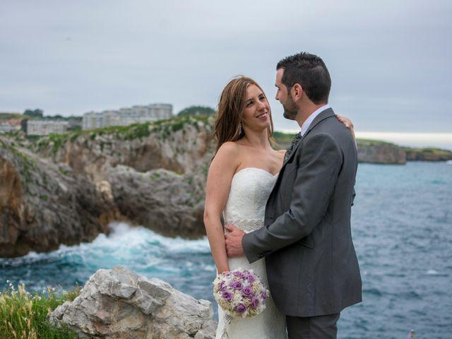 La boda de Joseba y Maialen en Santurtzi, Vizcaya 50