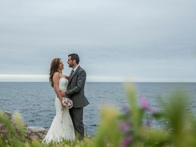 La boda de Joseba y Maialen en Santurtzi, Vizcaya 51