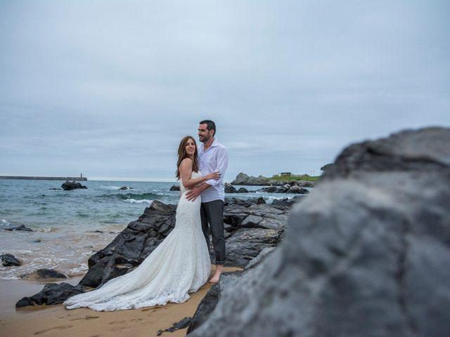 La boda de Joseba y Maialen en Santurtzi, Vizcaya 54