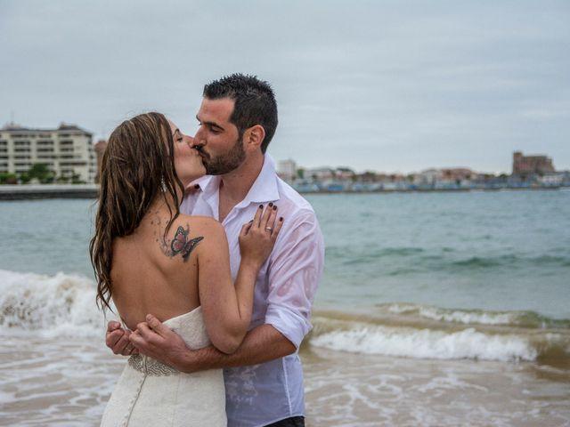 La boda de Joseba y Maialen en Santurtzi, Vizcaya 58