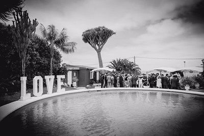 La boda de Javi y Ornella en Tacoronte, Santa Cruz de Tenerife 17